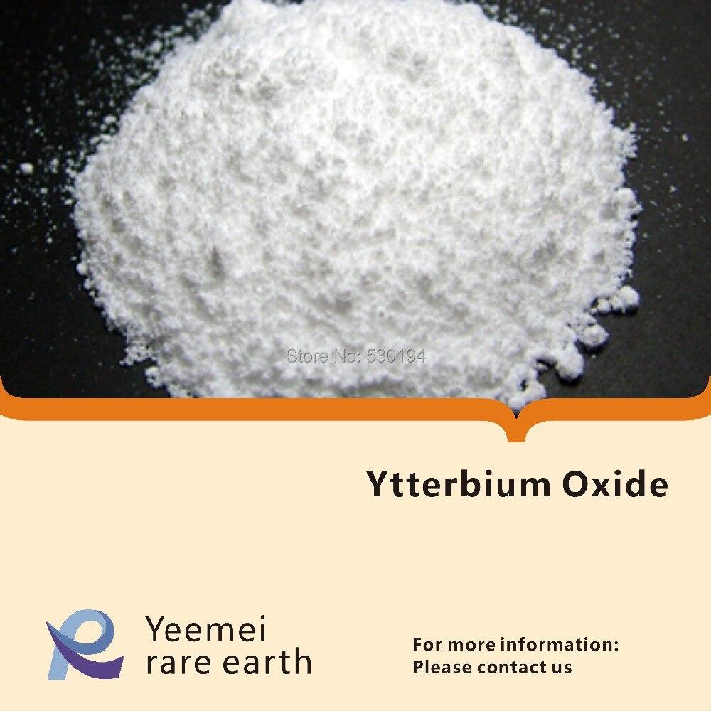 цены Ytterbium oxide - 99.99% - Yb2O3 rare earth metal oxide