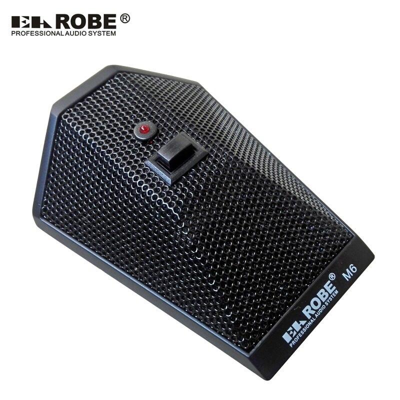 Micrófono de límite de micrófono de interfaz EAROBE M6 original - Audio y video portátil - foto 2