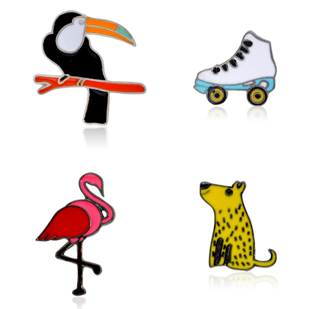 Charm Personality Lovely Faddish Latest Beauty Classical Special Brooch Animal Style Necessaries New Selling