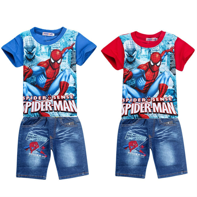 Cartoon Character Baby Clothes