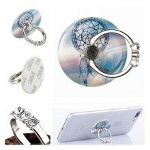 360 градусов Металл палец кольцо держатель смартфон мобильный телефон алмазный палец стенд держатель для Samsung Galaxy S5 S6 S7 край S8 плюс