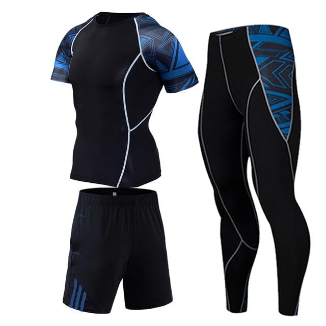Gym Clothes Man Sport Suit...