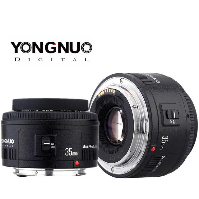 Yongnuo 35 Mm YN35mm F2.0 Ống Kính Góc Rộng Cố Định/Thủ Tự Động Lấy Nét Ống Kính Cho Máy Canon 600D 60D 5DII 5D 500D 400D 650D 600D 450D