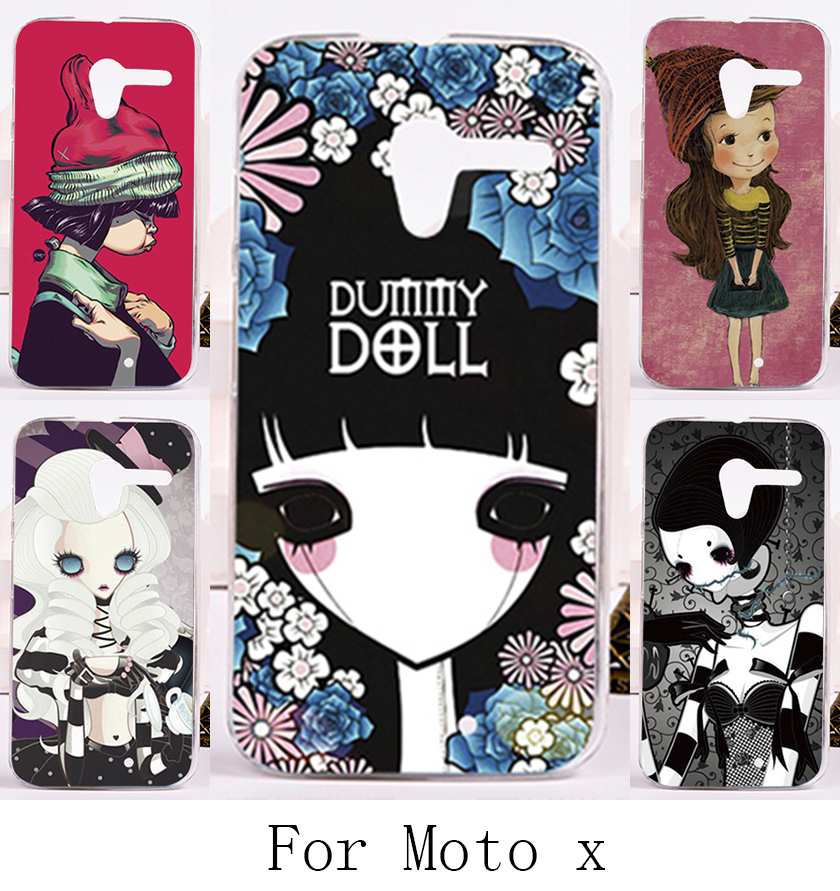 Cell Phone Skin Covers For Motorola Moto X XT1055 Case XT1058 Cover XT1060 Wholesale and Retail