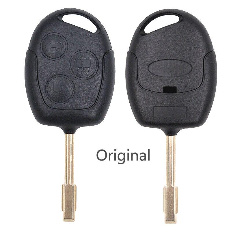 Keyecu For Ford Fiesta Cougar Focus Ka Mondeo Original Modified