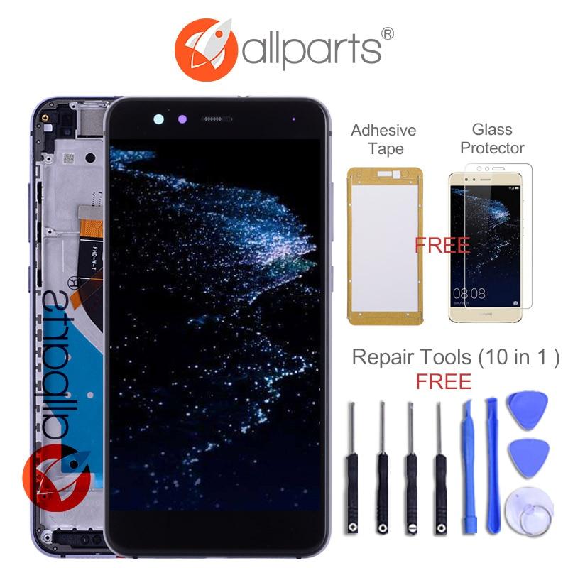 NOUVEAU 5.2 IPS LCD Pour HUAWEI P10 Lite Affichage Écran Tactile Digitizer Pour Huawei P10 Lite LCD Écran avec Cadre P10lite Affichage