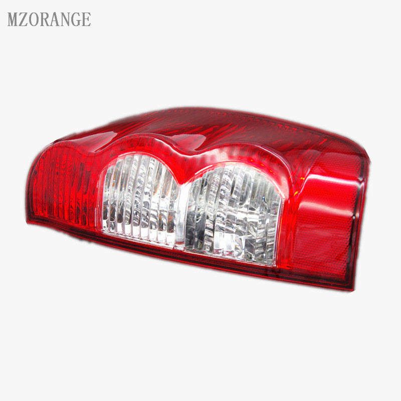 MZORANGE For great wall wingle 5 rear tail light lamp brake lights turn signals light parts stop Left/Right 1 Piece inner tail lamp back lamp taillight for great wall hover h2 06 16