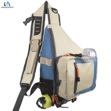 Maxcatch Fishing Bag Fly Fishing Sling Pack Bag Light Weight Outdoor Sport Equipment