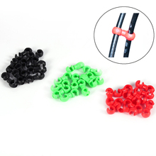 Cable-Clip Bicycle-Accessories Guides Brake-Gear Bike Housing 10pcs/Lot S-Style Buck-Holes