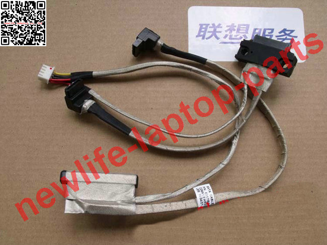 NEW original For laptop C360 C365 C460 C465 Hard Disk SATA Cable HDD connections Flex Drive Cable test good free shipping  new original hdd hard disk sata connections cable data link power cable for lenovo c4005 c4030 b4030 p n 6017b0463501