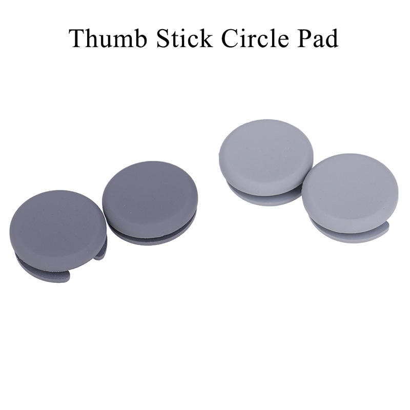 2Pcs /lot Replacement Joystick Thumb Stick Circle Pad For 3DS New3DSLL 3DSLL