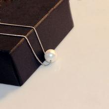 Ожерелье чокер круглое женское классическое колье с подвеской