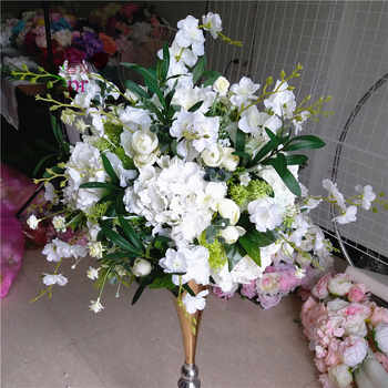 SPR wedding table flower ball centerpiece wedding road lead artificial flore  centerpiece  wedding backdrop flower decoration - DISCOUNT ITEM  5% OFF All Category