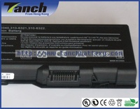 Laptop battery for Dell Inspiron 9200 E1705 310 6322 G5260 312 0348 C5974 XPS M1710 312 0425 C5447 11.1V 9 cell
