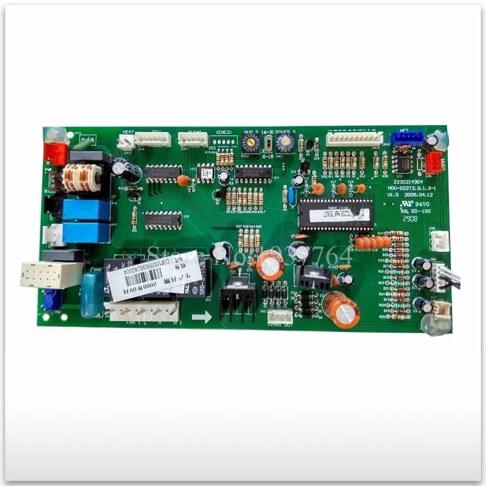 95% new for Air conditioning computer board circuit board MDV-D22T2.D.1.3-1 good working used for air conditioning computer board circuit board ce kfr71dl sn1y b d 1 1 1 1 board good working