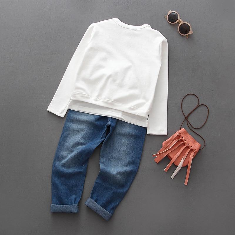 3 STÜCKE / 3-10 Jahre / Frühling Herbst Baby Mädchen Boutique - Kinderkleidung - Foto 4