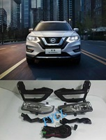 RQXR fog lamp assembly for Nissan x trail