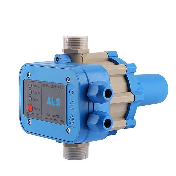 Автоматический контроль давления воды
