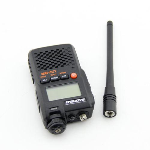 For 2PCS BAOFENG UV 3R Two Way Radio H 1500 MAH Battery font b Walkie b