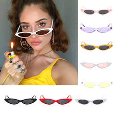 2019 New  sunglasses women brand design retro colorful transparent col