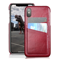 Lamocase Case For Apple IPhone X 100 Real Genuine Leather Cover For IPhone X 5 5
