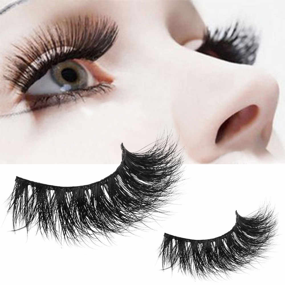 c01c9c44d98 Detail Feedback Questions about Lashes 3D Mink Eyelashes 100 ...