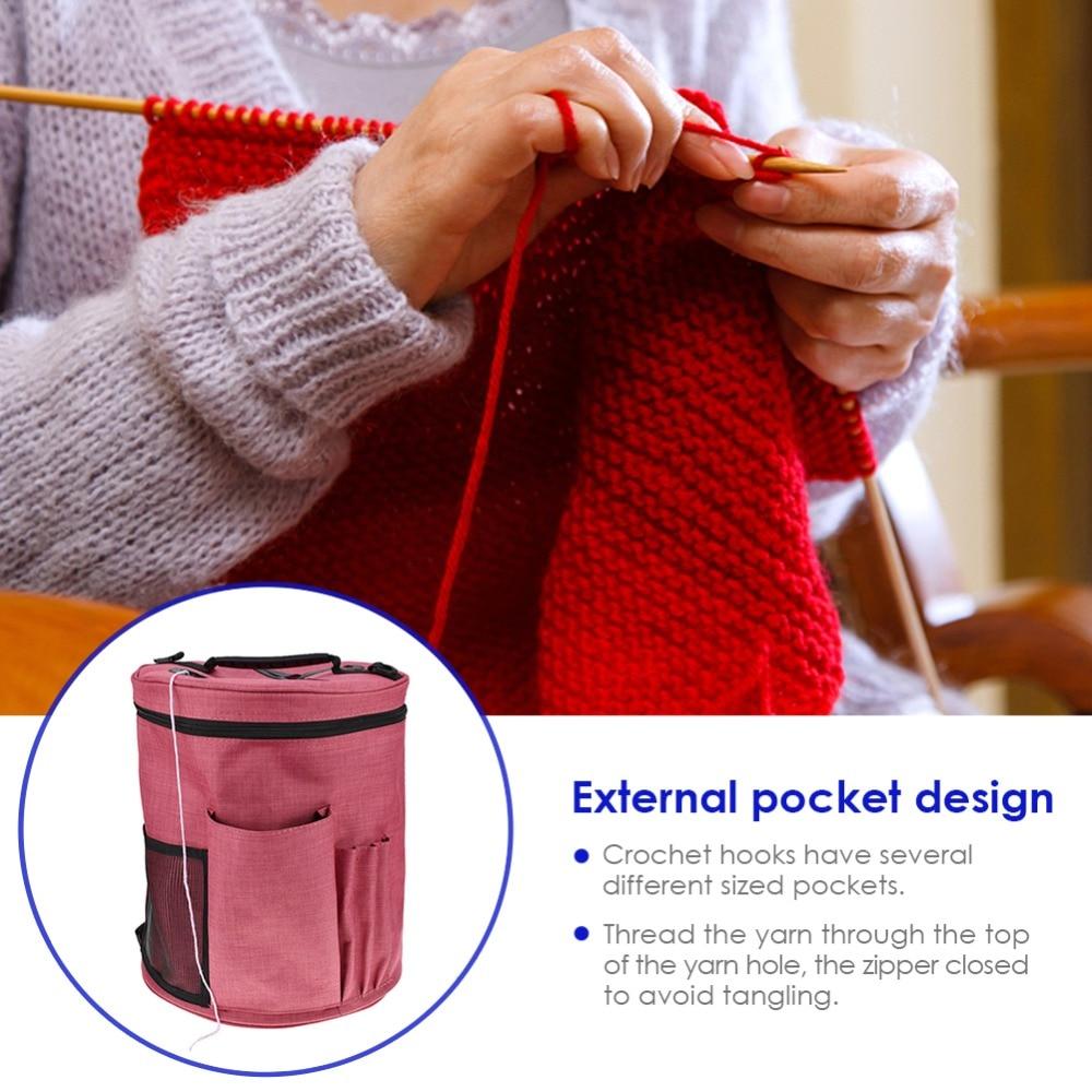 Yarn-Storage-Bag-Sewing-Accessories-Organizer-Knitting-Kit-Bag-Thread-Needle-Bag-Yarn-Holder-Crochet-Sewing