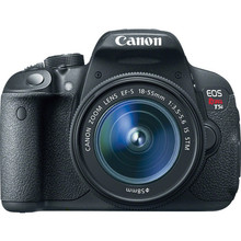 Canon 700D Rebel T5i DSLR Digital Camera with EF-S 18-55mm f/3.5-5.6 IS STM Lens Full HD 1080p Video