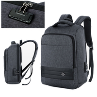 Anti Theft Backpack Bag For Men Male Women 15.6 Inch Laptop Notebook Backpacks Anti theft Travel Business Back Pack Large Bags