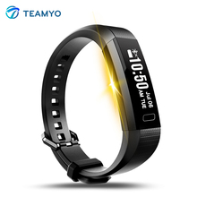 Teamyo Смарт-фитнес браслет монитор сердечного ритма stappenteller трекер активности браслет stappenteller браслеты Inteligentes