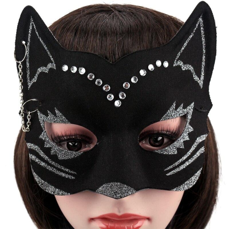 есть интересные маска кошки на хэллоуин картинки профильные бригады