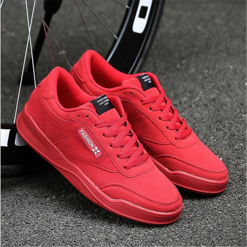 New Fashion Men Casual Shoes High quality Men Trainers Male  Walking Lightweight flats Shoes Breathable zapatillas deportivas 2017 new summer breathable men casual shoes autumn fashion men trainers shoes men s lace up zapatillas deportivas 36 45