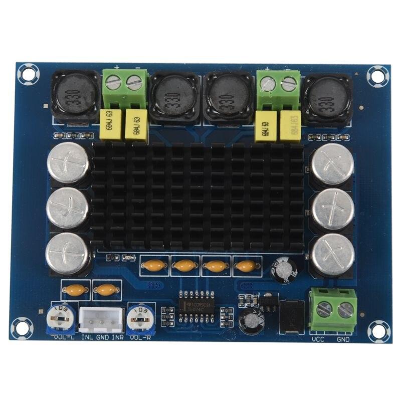 TPA3116 D2 120W+120W Dual-channel Stereo Digital Audio Power Amplifier 2019