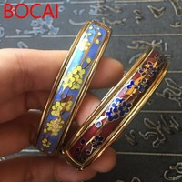 {} Royal Cloisonne Bracelet handmade Cloisonne Bracelet Bracelet opening