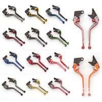 FX CNC MIX Color Motorcycle Brake Clutch Lever Aluminum For Honda CB 500 S Cup PC32
