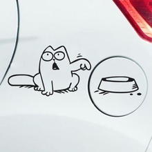 Funny Decals for Fuel Cap
