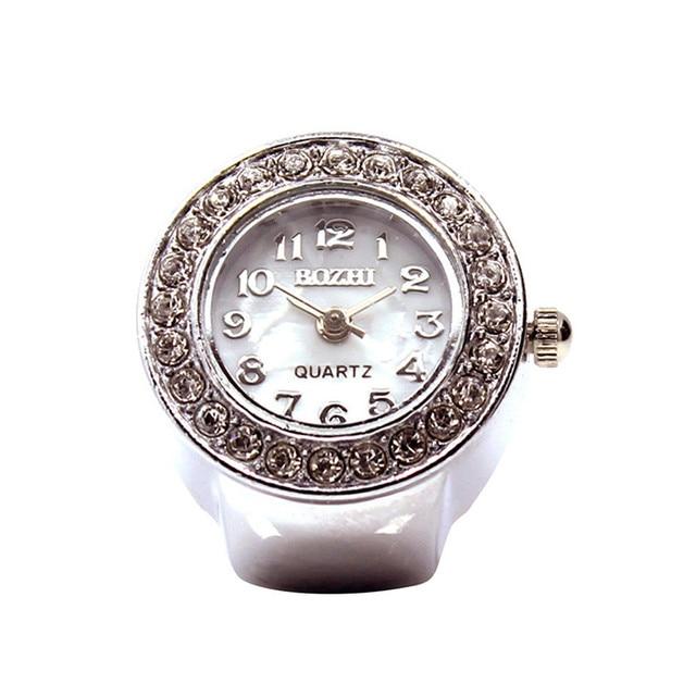 2019 Relojes mujer Relogio Feminino Dial Quartz Analog Watch Creative Steel Cool