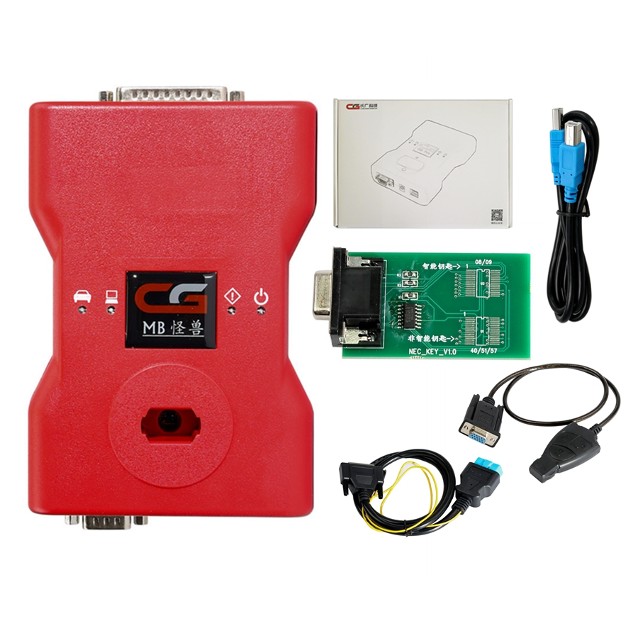 Image 5 - CGDI Prog MB For Benz Support All Key Lost Fastest Add CGDI MB Auto Key Programmer Online Password Calculation Original Upgrade-in Auto Key Programmers from Automobiles & Motorcycles on