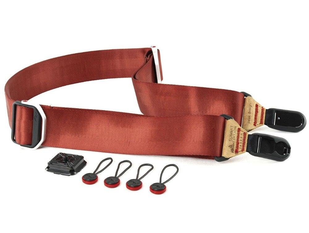 Peak Design Sling Shoulder quick neck Strap Quick-connectors for Canon Nikon pentax Sony fuji Olympus dslr camera