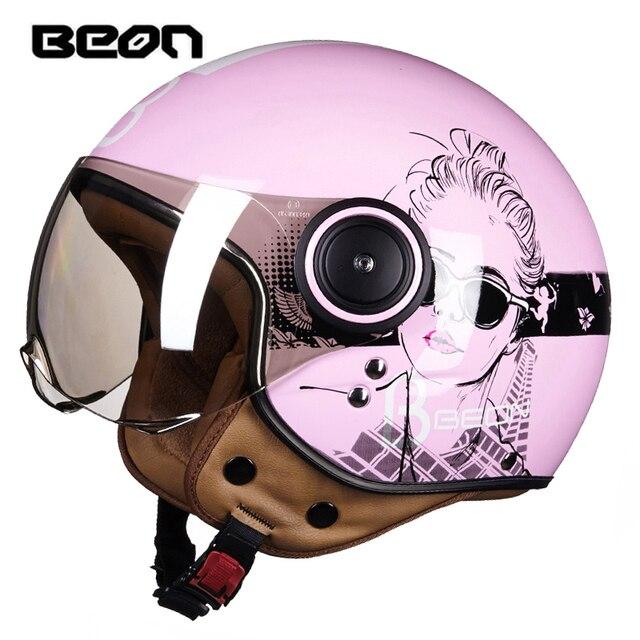 Шлем BEON 110b, винтажный 6