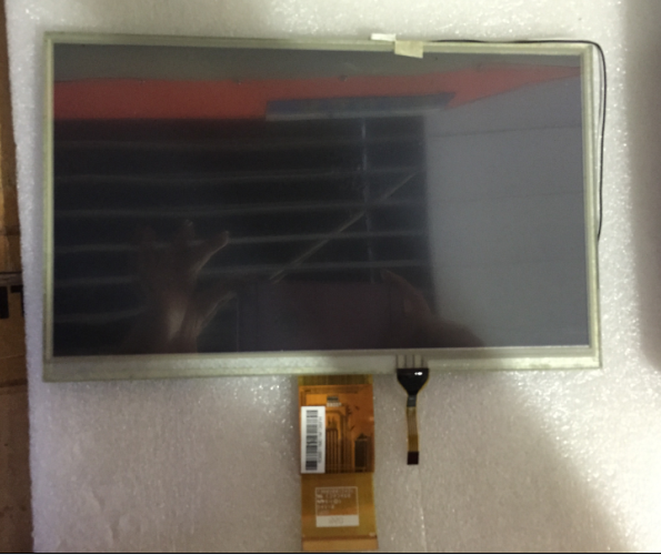 free shipping original 10.1 inch LCD screen original cable number: 73002001242c Model: AHLY101ML286-27A free shipping original new 7 inch lcd screen model m070wx04 bl v01 cable number m070wx01 fpc v06
