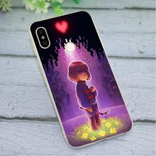 Undertale Game Art Phone Case for Redmi Note3 3pro Cover Mi A2 Lite Mi 8 9 SE Redmi 4X 4A 5A Note 4 5 6 7 Pro(China)