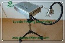 LX-PACK Lowest Factory Price Steel Pipe Inkjet Printer Batch Code Printing Machine Hand Held Batch Coding Machine Gun Printer