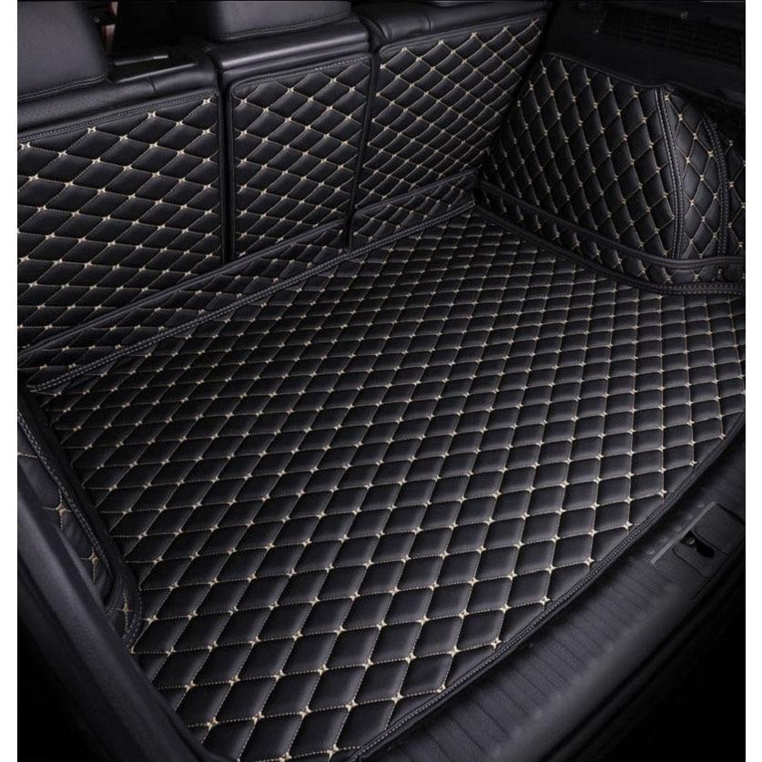 Custom Car Trunk Mat for opel astra k zafira tourer mokka x Antara Accessories Car Cargo Boot Liner Rear Trunk Mat Floor Tray