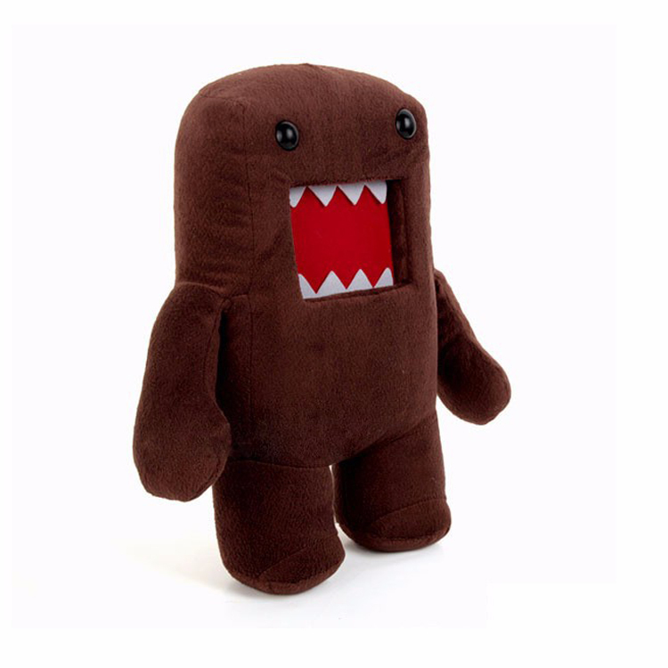30cm kawaii standing domo kun plush stuffed toy domokun funny domo