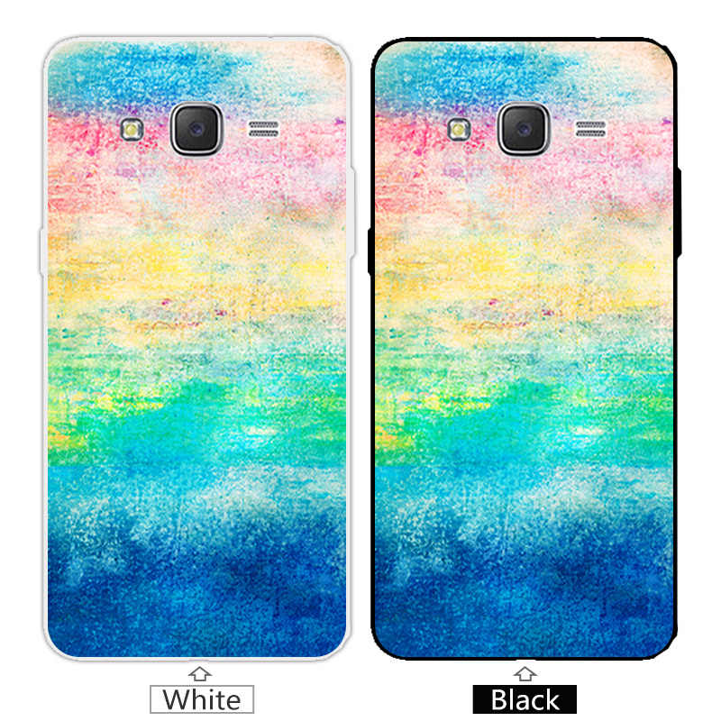Cho Coque Samsung Galaxy Đại Prime G530 G530H Động Vật Bìa Silicone Cho Samsung Đại Prime G530Y G530FZ G531 Trường Hợp Điện Thoại