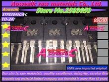 Aoweziic 100% 신규 수입 원본 stps3045cw stps3045cwc to 247 쇼트 키 다이오드 30a/45 v