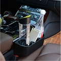 Car styling Auto Cup Holder Portable Multifunction Vehicle Seat Cup Cell Phone Drinks Holder Glove Box Car Interior Organizer