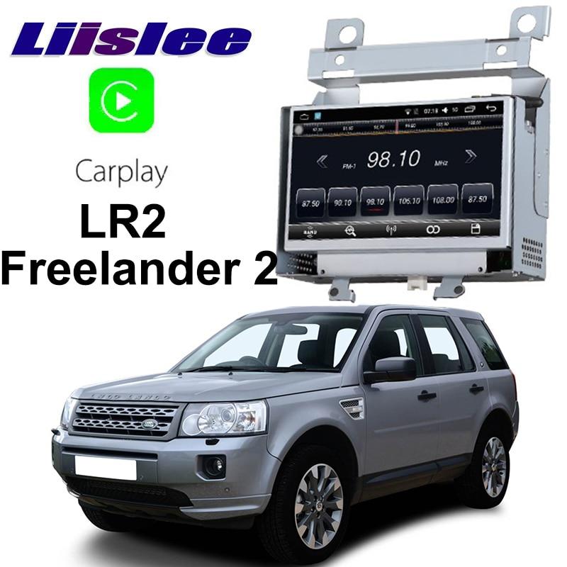 Liislee Car Multimedia Player NAVI For Land Rover Freelander 2 LR2 L359 2005~2014 Car Radio Stereo GPS Navigation liislee car multimedia player navi for mini hatch f55 f56 2014 2018 car radio stereo gps navigation original car style ce system