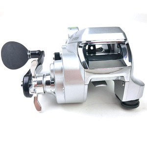 Image 4 - جديد ecooda EZH3000 EZH5000 بكرة كهربائية لصيد الأسماك قارب صيد الأسماك بكرة صيد للمياه المالحة المحيط بكرة صيد أسود 11 محمل